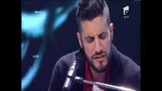 """getlinkyoutube.com-Duel: Queen - """"Love of my life"""". Interpretarea lui Alessio Paddeu, la X Factor!"""