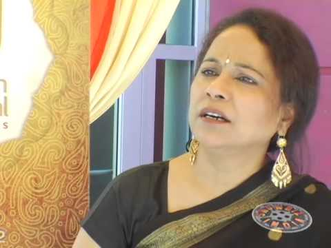 Reshma Dordi Of Showbiz India TV sits down with actress Seema Biswas