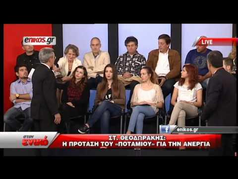 O Σταύρος Θεοδωράκης σε μια συνέντευξη εφ' όλης της ύλης «στον ενικό» - B' μέρος
