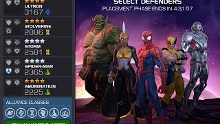 getlinkyoutube.com-First Alliance War | Marvel Contest of Champions