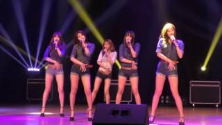 getlinkyoutube.com-151016 HELLOVENUS (헬로비너스)_Venus /한국청소년재단 나눔콘서트/fancam