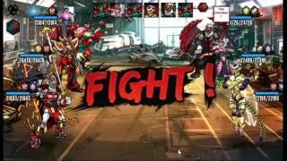 getlinkyoutube.com-Mutants Genetic Gladiators (PvP Fights 6)