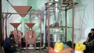 getlinkyoutube.com-FlourMill (Aata) Plant