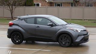 getlinkyoutube.com-トヨタ Toyota C-HRのテスト走行がアメリカでキャッチされた!