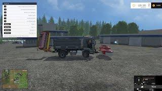 getlinkyoutube.com-LS 15 Modvorstellung - MAN TGS 18.440 Kipper v 5