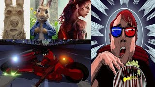 Movie Crap | Akira Remake and How to Fix It, Isle of Dogs, Peter Rabbit n Tomb Raider Trailers