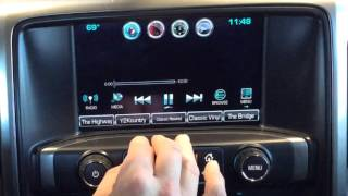 getlinkyoutube.com-How To Play Videos On Chevy MYLINK