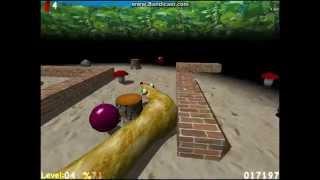 getlinkyoutube.com-Zagrajmy w: Axysnake - THICKET część 1 - klasyczna gra komputerowa