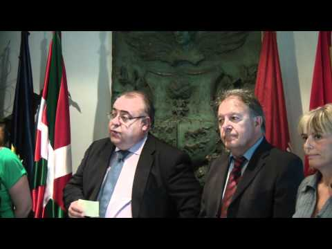 Recepción a niños y niñas saharauis, rusos y bielorrusos