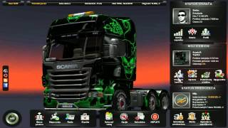 getlinkyoutube.com-Euro Truck Simulator 2 Save Game|SRB