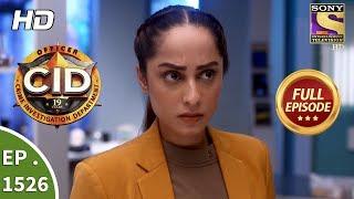 CID   Ep 1526   Full Episode   3rd June, 2018