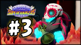getlinkyoutube.com-Skylanders SuperChargers - Gameplay Walkthrough - Part 3 - The Academy!