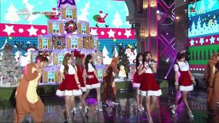 getlinkyoutube.com-141221 가요대전 에이핑크(Apink) Mr. Chu(Mr. Ru ver.) 1080p 60fps