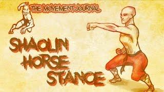 getlinkyoutube.com-Shaolin Horse Stance: Training for POWER & Health