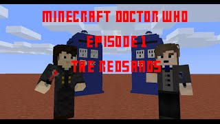 getlinkyoutube.com-Minecraft Doctor Who Episode 1 The Red Sands