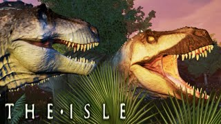 getlinkyoutube.com-The Isle - Trex Pack EAT THE SERVER - Ep4 (Early Access Gameplay)