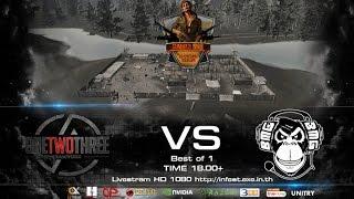 getlinkyoutube.com-Summer War รอบ 64 ทีม ONETWOTHREE vs. BAD Monkey Gaming