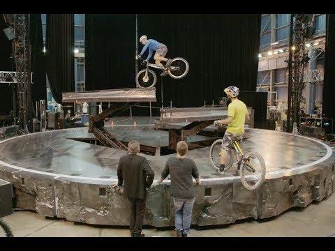What is VOLTA? | Cirque du Soleil- VOLTA