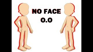How to Have No Face/Clothing! - WoozWorld App *PATCHED*
