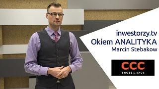 Okiem ANALITYKA #6, Marcin Stebakow, 10.01.2017
