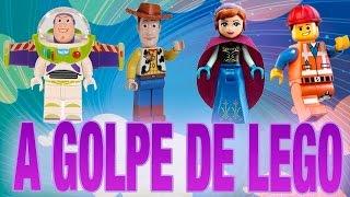 getlinkyoutube.com-A GOLPE DE LEGO | Garrys Mod DeathRun | C/ Luh ,Exo y Macu