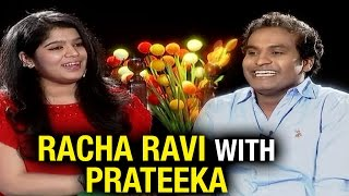 getlinkyoutube.com-Jabardasth Racha Ravi with Prateeka - V6 Prateeka Show | Pakka Hyderabadi (22-01-2015)