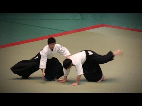 Shirakawa Ryuji (白川竜次) - 54th All Japan Aikido Demonstration (2016)