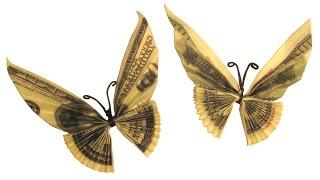 getlinkyoutube.com-How to Make Money Butterfly Tutorial