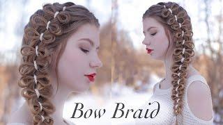 getlinkyoutube.com-Bow Braid
