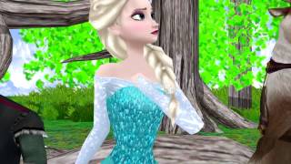 getlinkyoutube.com-Frozen MMD - The Fox
