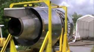 getlinkyoutube.com-Jumbo Jet /RB211-22B Backyard Run
