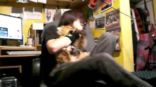getlinkyoutube.com-Puppies Hate Emo kids