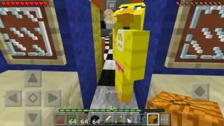 getlinkyoutube.com-MinecraftPe||night 3 ToyChica (Fnaf rRoleplay)