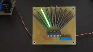 getlinkyoutube.com-LED VU meter with LM3916