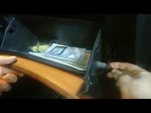 Замена салонного фильтра Hyundai Genesis