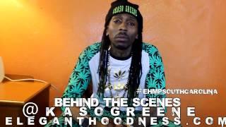 KASO GREENE LIVE BEHIND THE SCENES INTERVIEW SOUTH CAROLINA