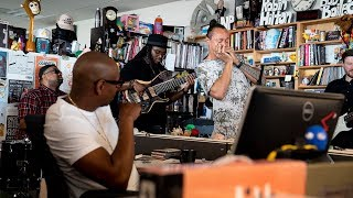 Frédéric Yonnet With Special Guest Dave Chappelle: NPR Music Tiny Desk Concert width=