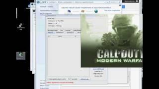 getlinkyoutube.com-call of duty 4 GameRanger server