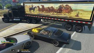 GTA-5 RP.Law Breakers Role Play.Smokey and the Bandit (Catch Me)