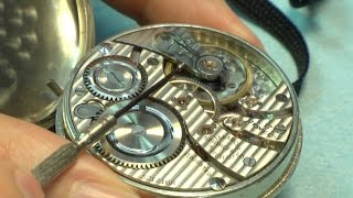 getlinkyoutube.com-Ask Fran: Setting and Regulating Pocket Watches