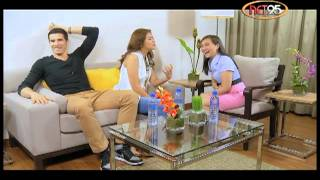 getlinkyoutube.com-M0Ments - Danica Sotto and Marc Pingris (Sept.21,2013)
