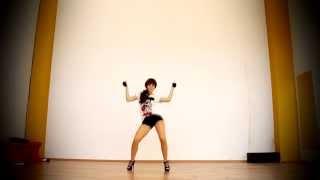 getlinkyoutube.com-PSY 싸이 - GENTLEMAN 젠틀맨 dance cover by Miky