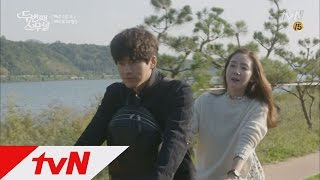 getlinkyoutube.com-Second 20s Choi Ji-woo, the couple bicycle race winner is? Second 20s Ep10