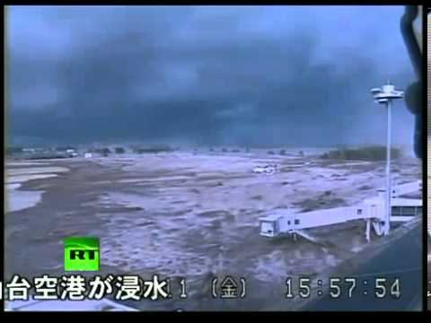Japan earthquake  ALLAH KA AZAAB   YouTube