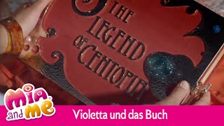 "getlinkyoutube.com-Violetta findet ""Die Legende von Centopia"" - Mia and me"