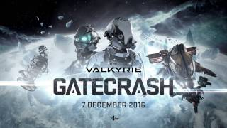 EVE: Valkyrie - Gatecrash Frissítés Trailer