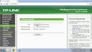 getlinkyoutube.com-OpenWRT Installation Tutorial on a N600 TL-WDR3600 Router