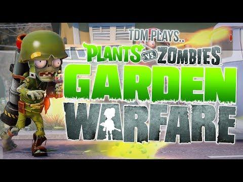 Plants vs. Zombies: Garden Warfare   POTATO MINES & GARLIC DRONES   TDM Plays [Xbox One]
