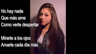 getlinkyoutube.com-UN AMOR REAL  DHARLYN LOBOS  ( LETRA )