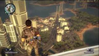 getlinkyoutube.com-Just Cause 2 Xbox 360 Gameplay Exploring the Scenery Pt 2/2
